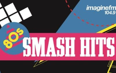Ben Volpeliere-Pierrot to appear at The 80s Smash Hits Party